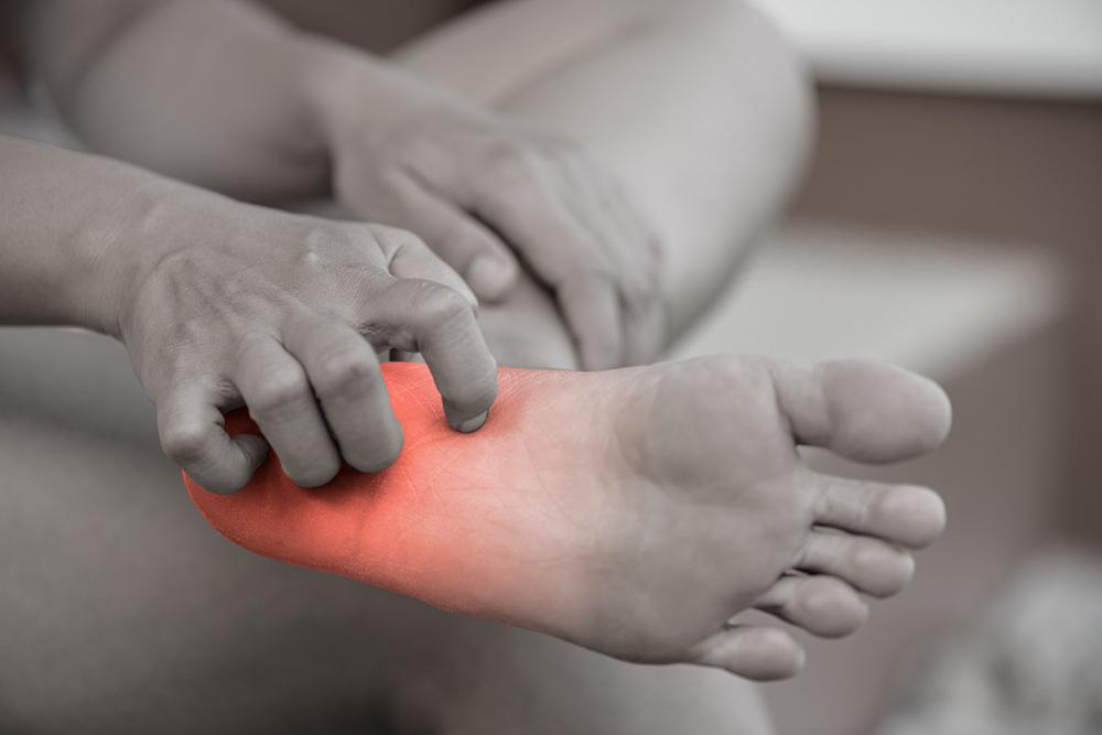 Gel para el dolor detrás de la rodilla