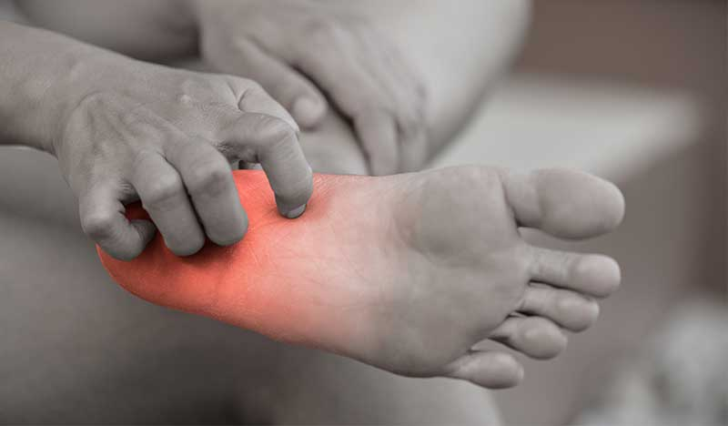 Laser Therapy Treatment on Peripheral neuropathic - Effect of deep tissue laser therapy treatment on peripheral neuropathic