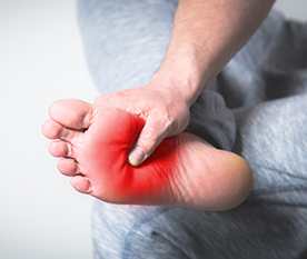 Peripheral Neuropathy - pain and numbness