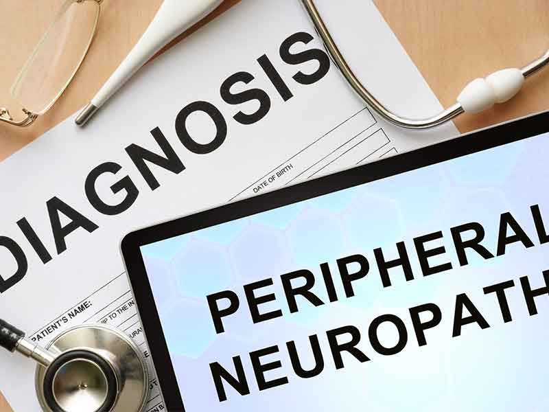 Chemotherapy -Induced Peripheral Neuropathy (CIPN) - Treated
