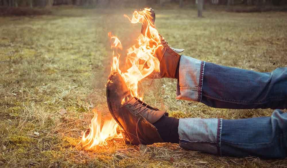 Treatment for burning feet - Treatment for Burning Feet