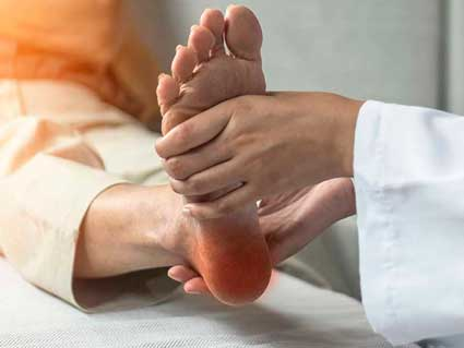 Treatment For Numbness In Feet - Who develops the need for Treatment For Numbness In Feet