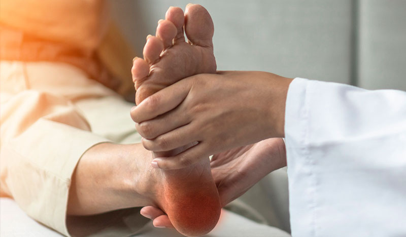 Numbness in Toes -the cause of Numbness in Toes