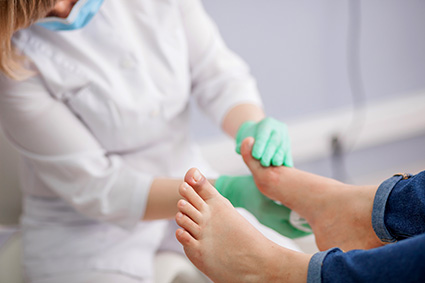 Tingling In Feet? - What is causing the tingling in feet?