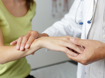 Tingling in hands - Do medications help