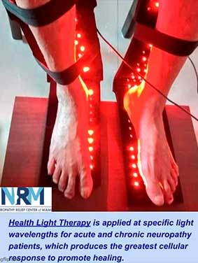 Effect of Modified Laser Transcutaneous Irradiation on Pain and Quality of Life in Patients with Diabetic Neuropathy - Dr. Alfonso's Neuropathy Treatment Protocol